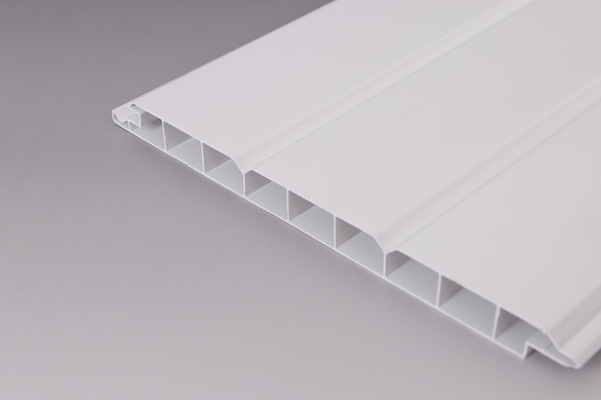 m ller kunststoffe sterreich pvc wand und deckenpaneele wei 200 mm onlineshop f r. Black Bedroom Furniture Sets. Home Design Ideas
