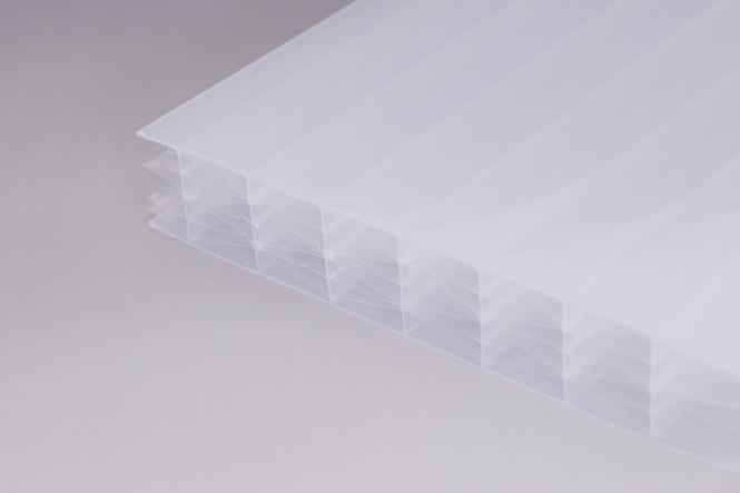 25 mm Makrolon® Platten longlife IQ-RELAX