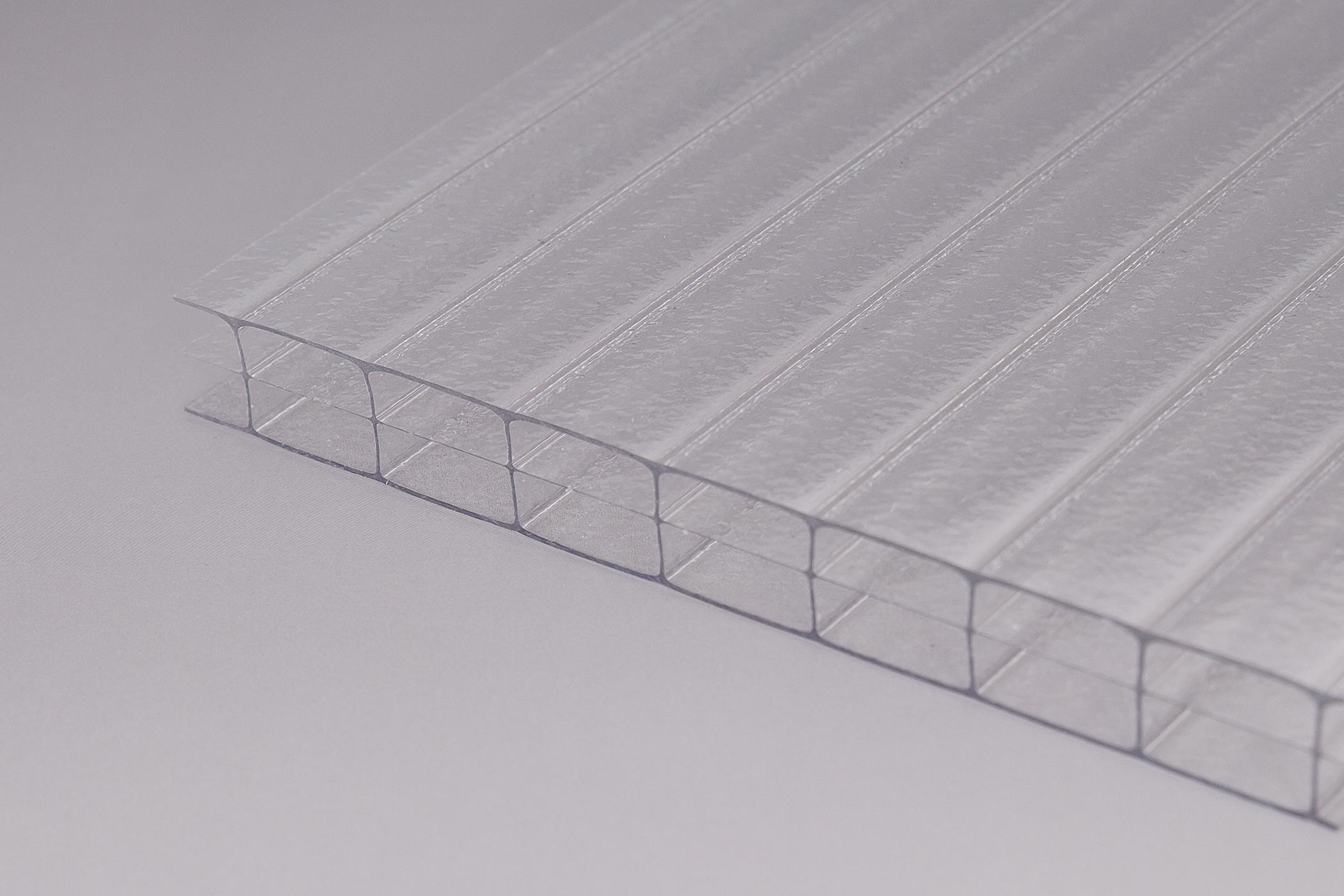 16 mm stegdreifach platten innenstruktur onlineshop f r wellplatten und stegplatten. Black Bedroom Furniture Sets. Home Design Ideas